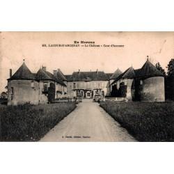 Lacour d'arcenay le chateau...