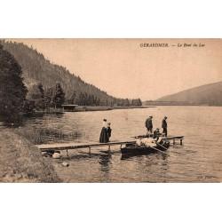 Gerardmer le bout du lac...
