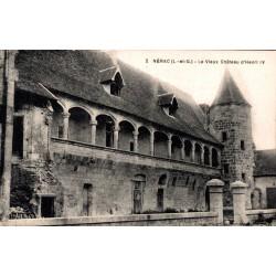 Nérac le vieux chateau...
