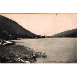 Gerardmer le lac