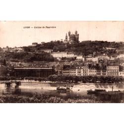 Lyon colline de fourviere