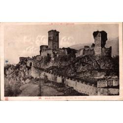 Argelès gazost chateau de...