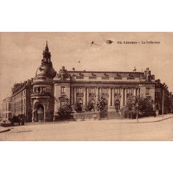 Limoges la préfecture