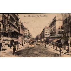 Marseille la cannebiére...