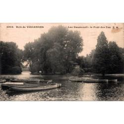Bois de vincennes lac...