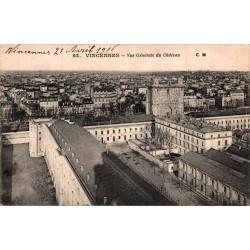 Vincennes vue generale du...