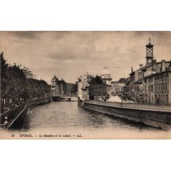Epinal le boudiou et le canal
