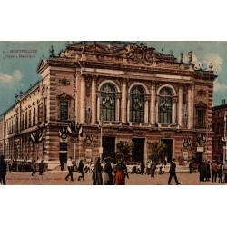 Montpellier l'opéra municipal