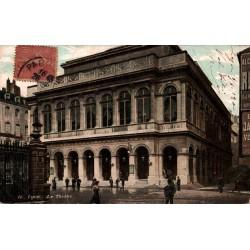 Lyon le theatre