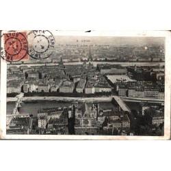 Lyon vue generale prise de...